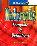 Mathematics Formulae & Definitions