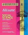 All In One Social Science Class 10 : Cbse Code F490 by Madhumita Pattrea,Farah Sultan