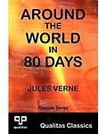 Around the World in 80 Days (Qualitas Classics) (Paperback)