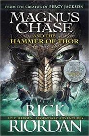 Magnus Chase & The Hammer Of Thor Book 2 price in India.